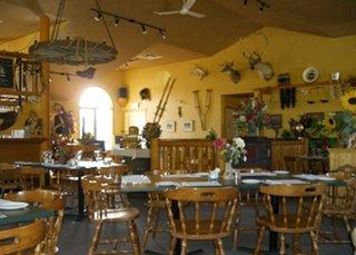 Old Salzburg restaurant.